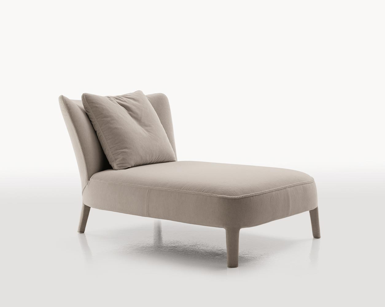 Maxalto Sofa Rund Maxalto B Andb Italia Febo Chaise Longue Buy From Campbell