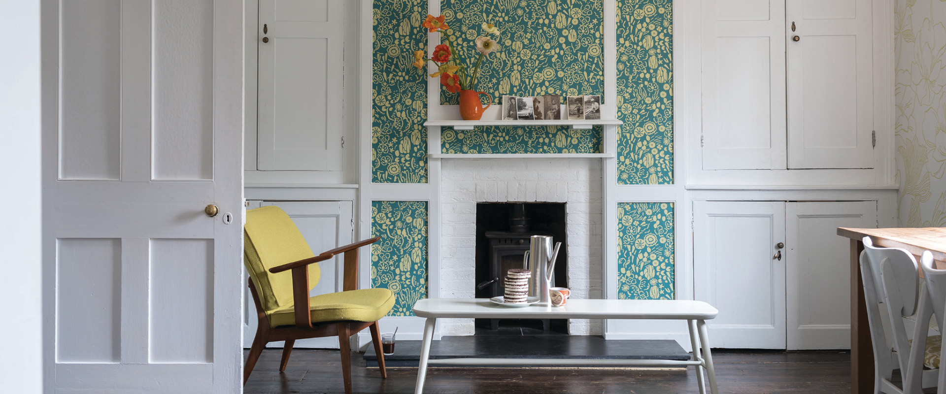 Farrow And Ball Décoration Farrow And Ball Wallpaper Campbellwicks Interiors