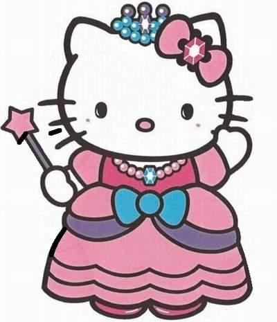 Cute Sanrio Wallpapers Diy Hello Kitty Princess Birthday Party Invitations 07