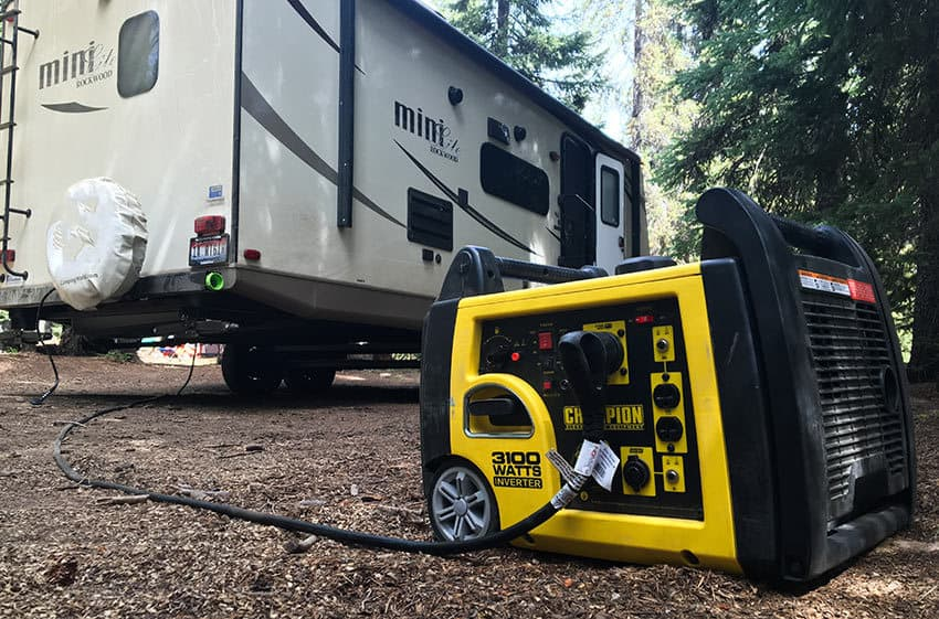 Where Are the Battery and Converter in My Camper? Camper Report