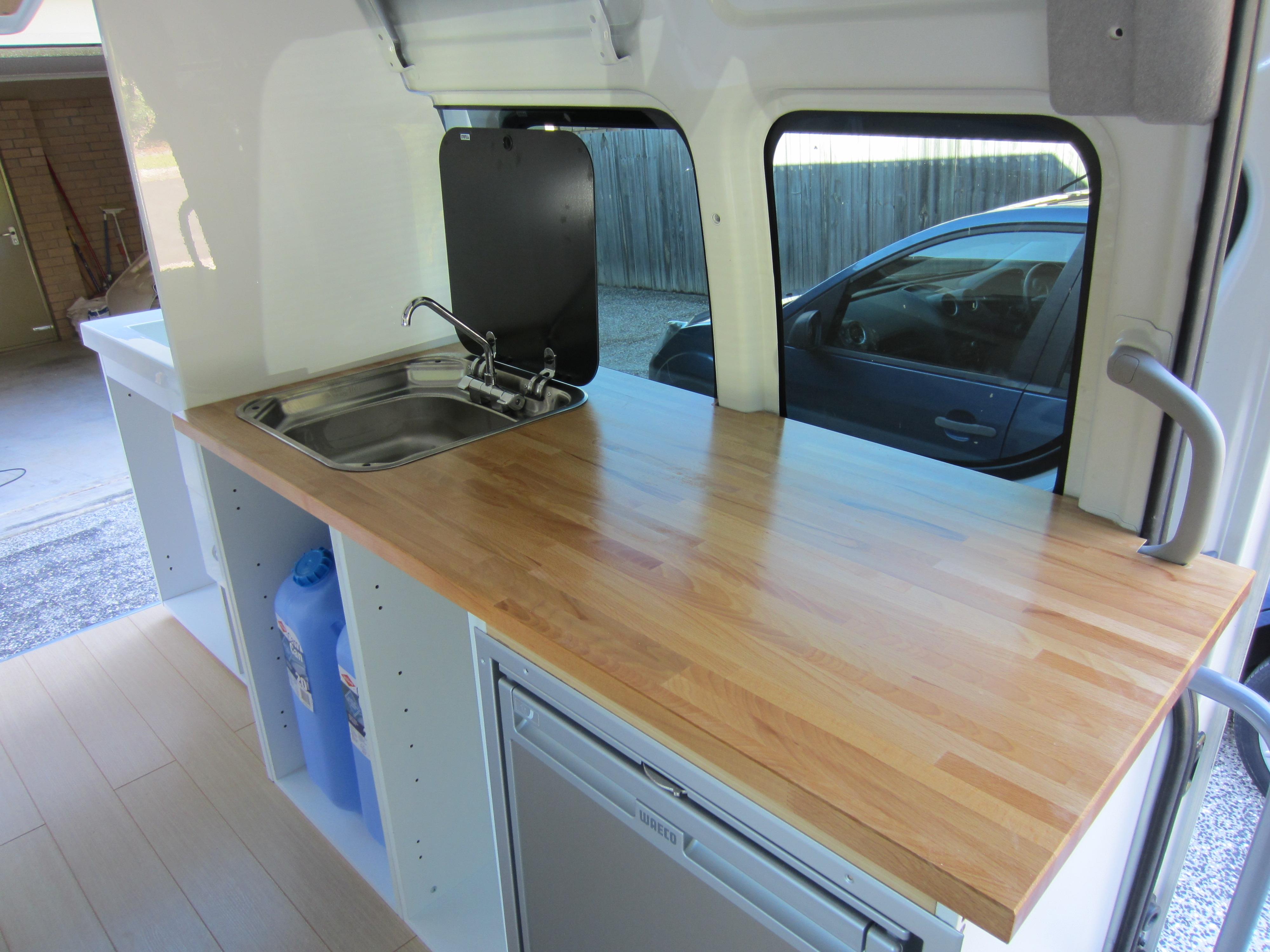 campervan kitchen and cabinets rv kitchen cabinets Neither