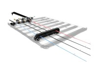 Expedition Aluminium Roof Rack Ski, Snow Board & Fishing ...