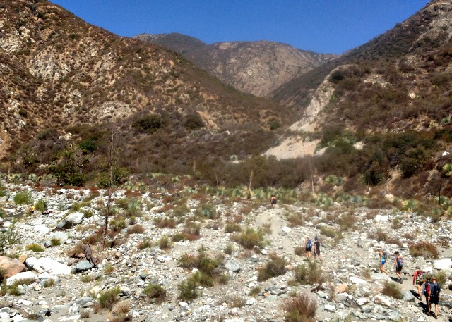 Bridge to Nowhere Hike Azusa Californa - Campfire Chic