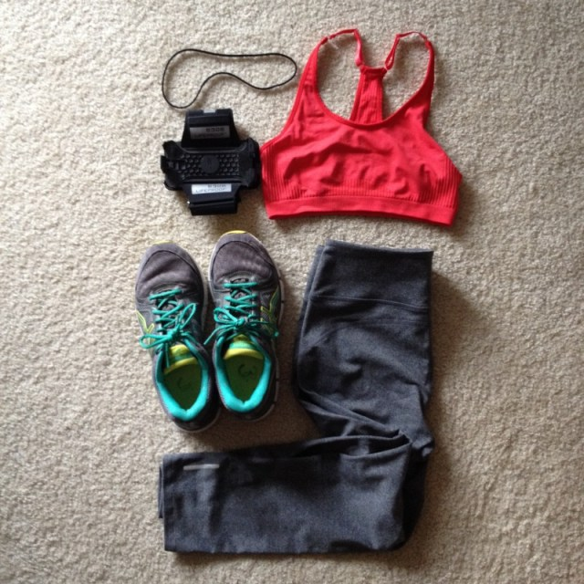 Kam of Campfire Chic for Fabletics Sportswear - Campfire Chic