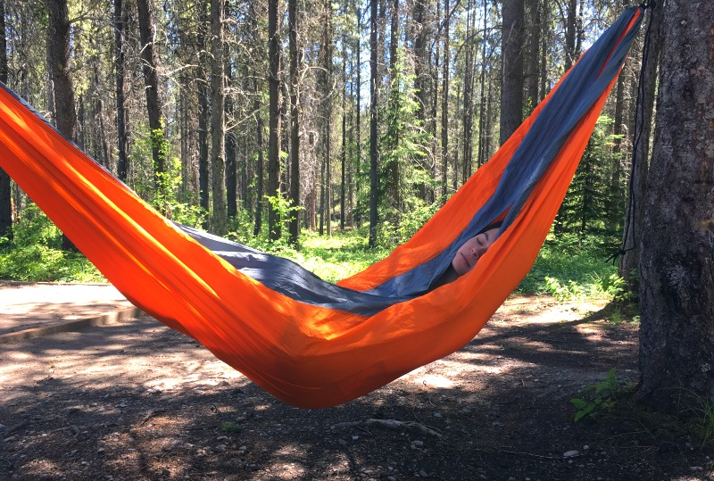 Tribe Provisions Hammock in West Glacier - Campfire Chic