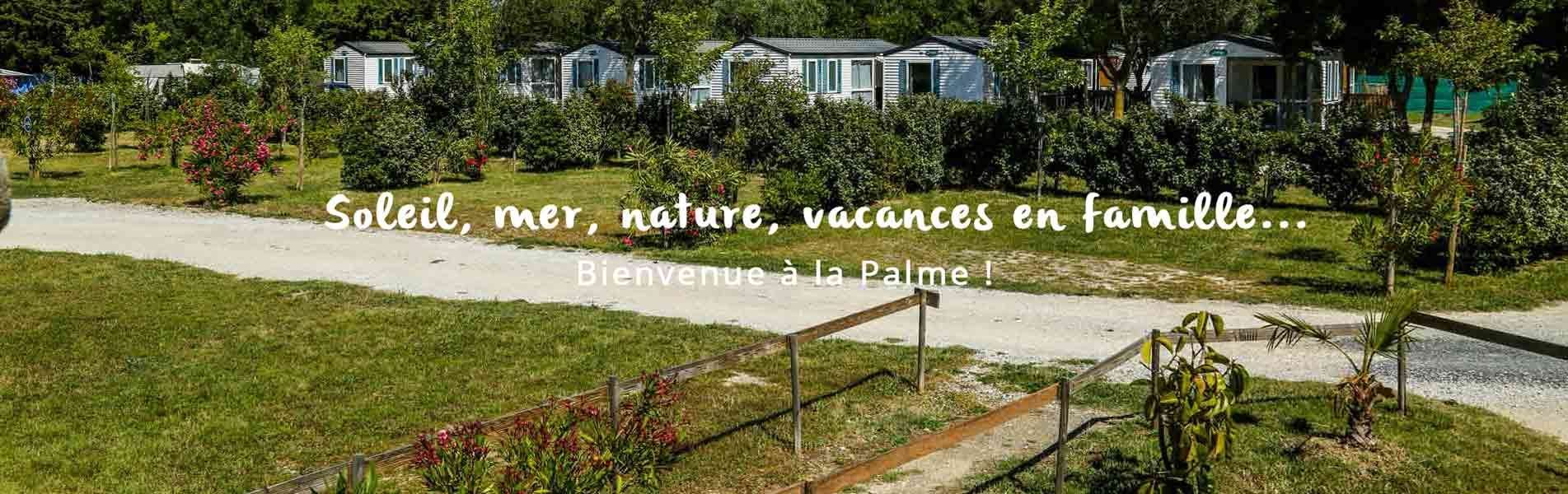 Camping Port Mer 3 Star Campsite Languedoc Discover The Area Of La Palme