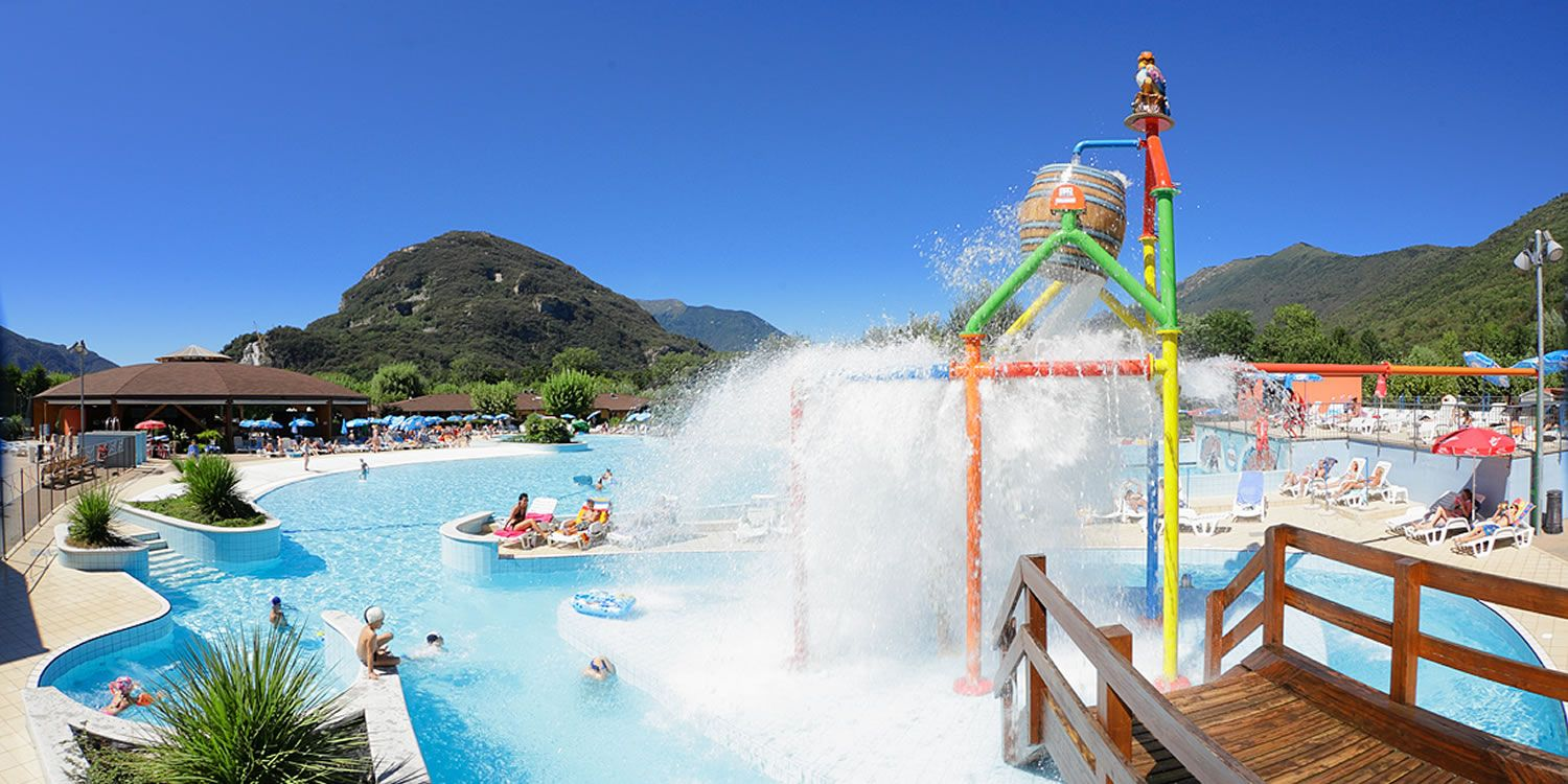 Cash Pool Italien Continental Camping Village Lake Maggiore