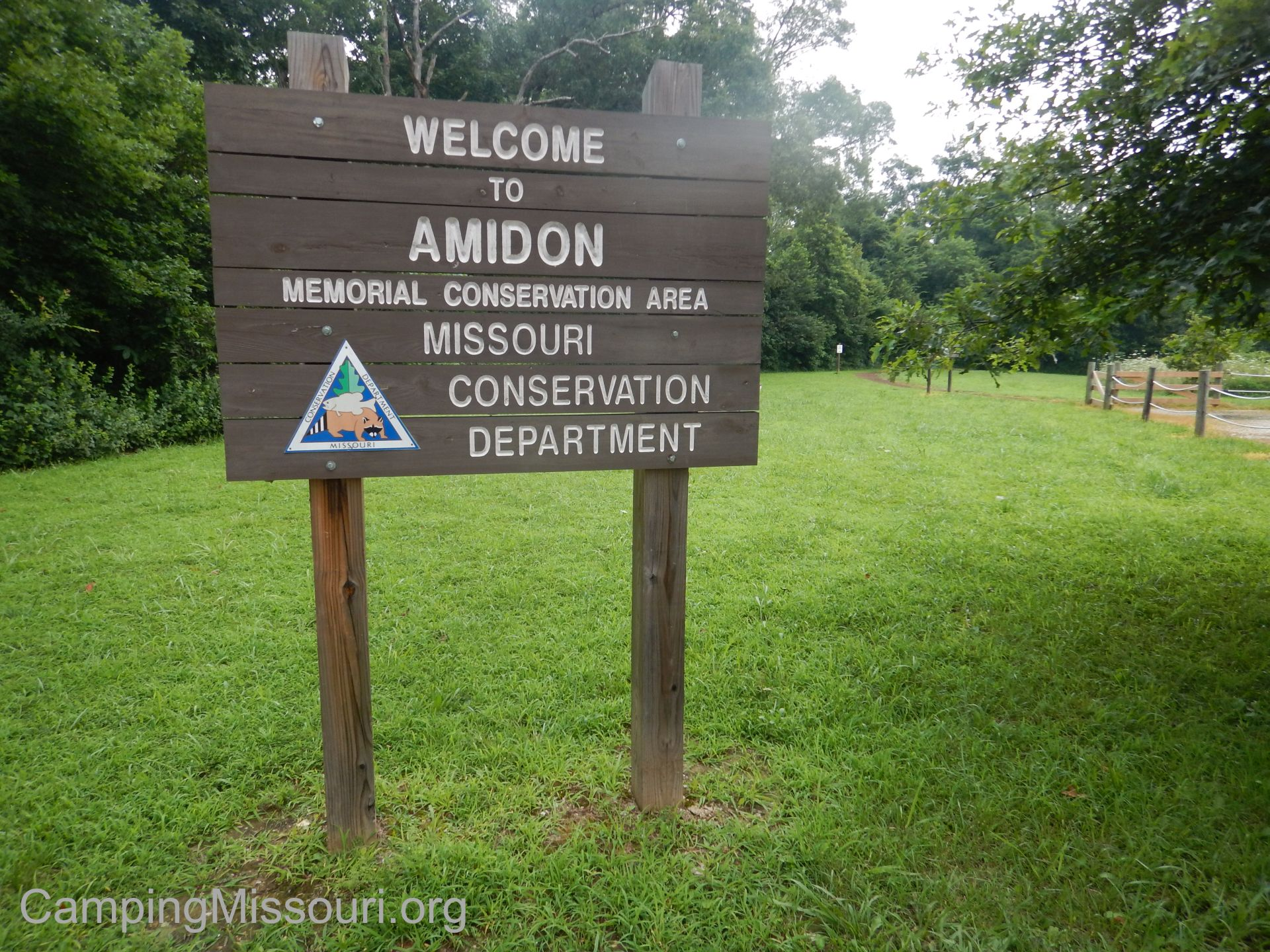 Oo Shut Up The Castor River Shut-ins! Amidon Memorial Conservation