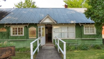 Ferry County Historical Museum