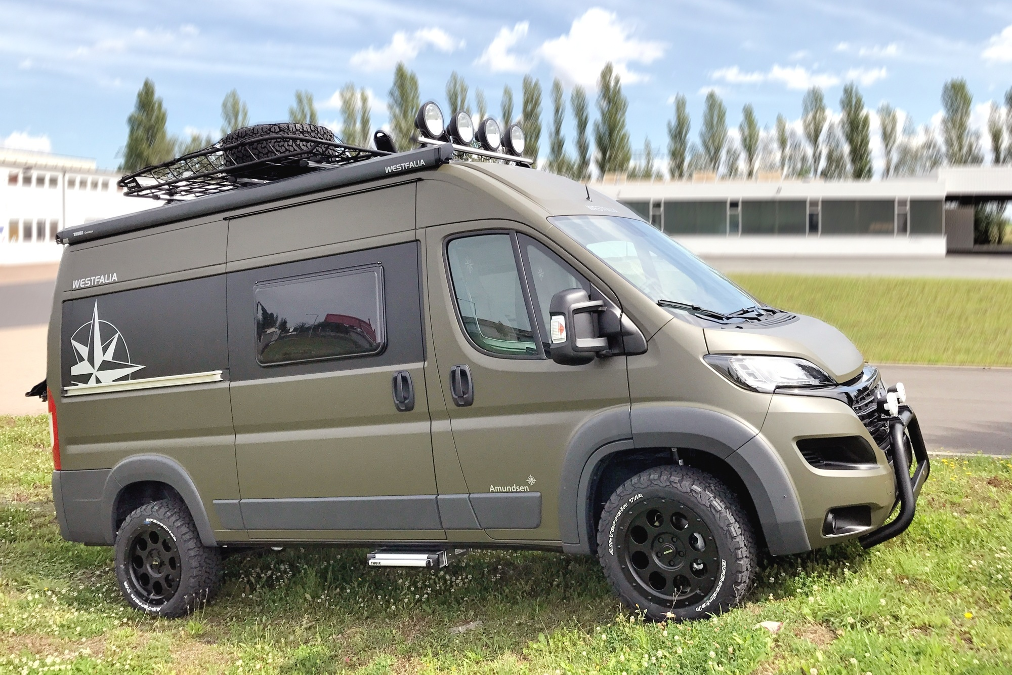 Bad Kissingen Offroad Elcamp Na Poznań Motor Show 2018 • Camprest.com