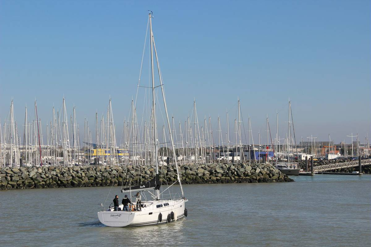 Hotel La Rochelle Port La Rochelle Campings Atlantique Campsites In French Atlantic Coast