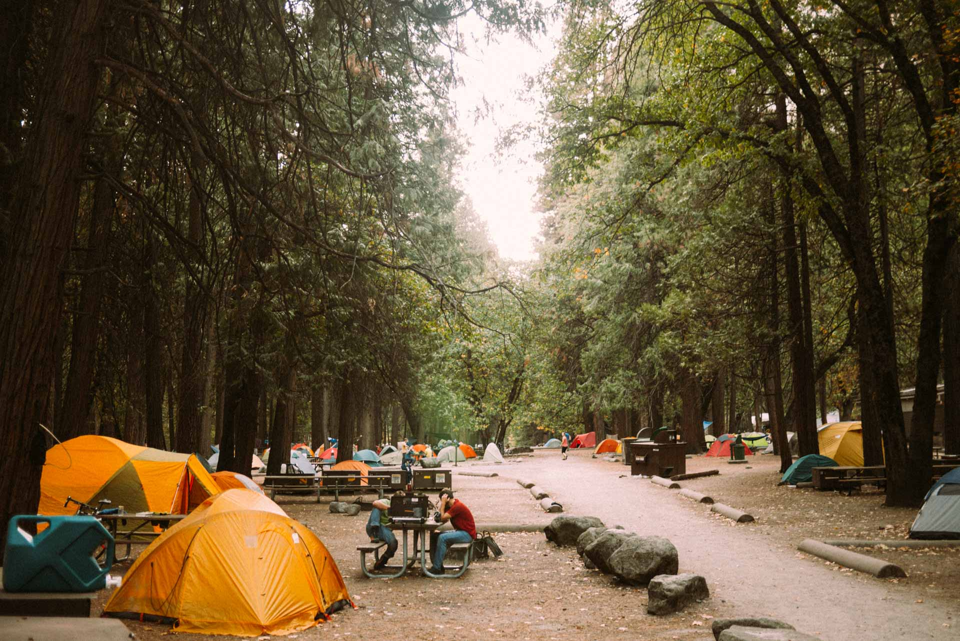 4 Camping A No Reservations Guide To Camping In Yosemite National Park
