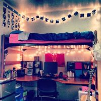 25+ Cool Ideas for Decorating your Dorm Room