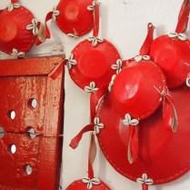 Harar red pots