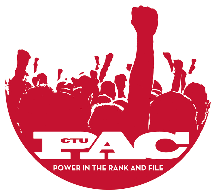 Chicago Teachers Union Donate to the CTU-PAC