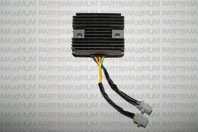 Regulator Voltage Rectifier CN / CF Moto 250 6000250 - Sand Viper