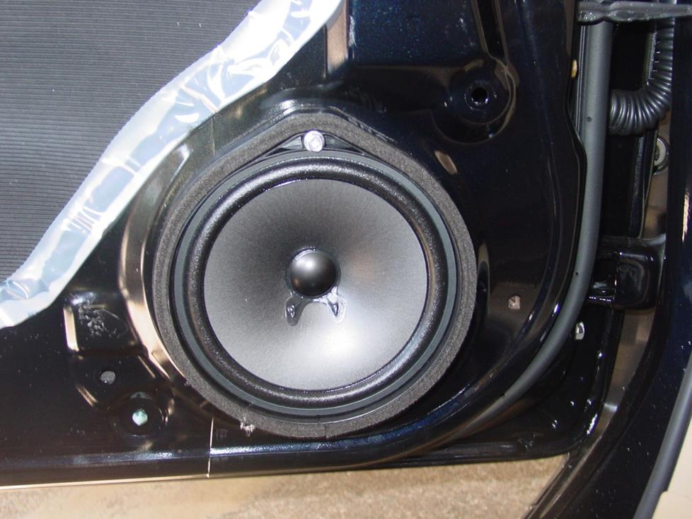 2006-2011 Honda Civic Car Audio Profile