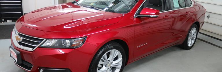 Chevrolet Impala Audio \u2013 Radio, Speaker, Subwoofer, Stereo