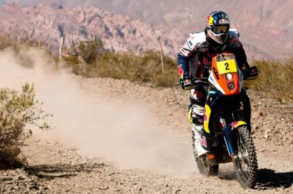 Is this year's Dakar winner headed to Honda? That's what rumours say.