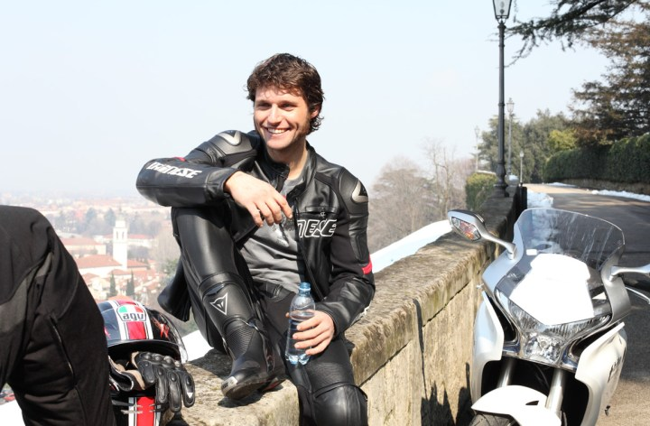 Guy Martin turns down Top Gear