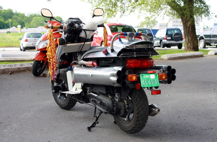 2015 Mad Bastard Scooter Rally details announced
