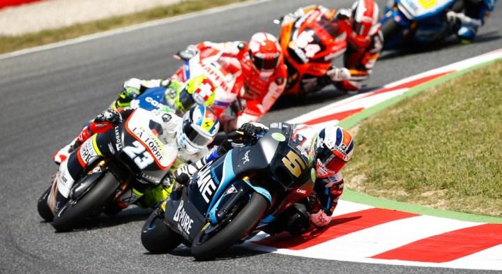 moto2 corner
