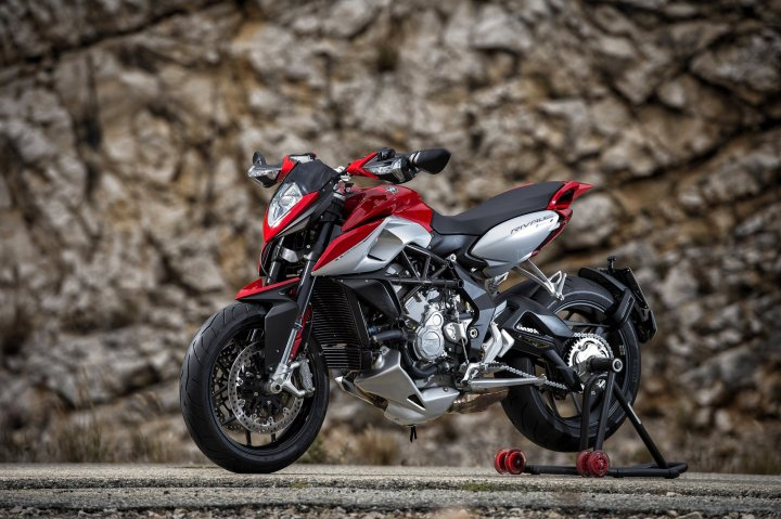Bikes like the Rivale should build on MV Agusta's reputation as a maker of high-end, low-volume bikes.