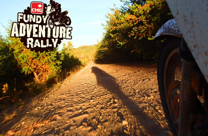 Fundy Adventure Rally in the media
