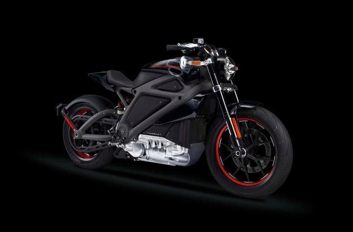 Spy Shot Harley Davidson Livewire 12