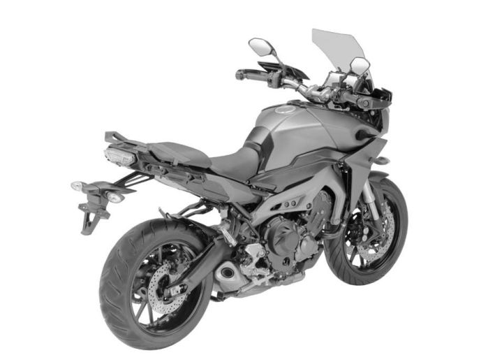 Yamaha Triple Tourer 2