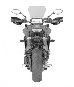 Yamaha Triple Tourer 3
