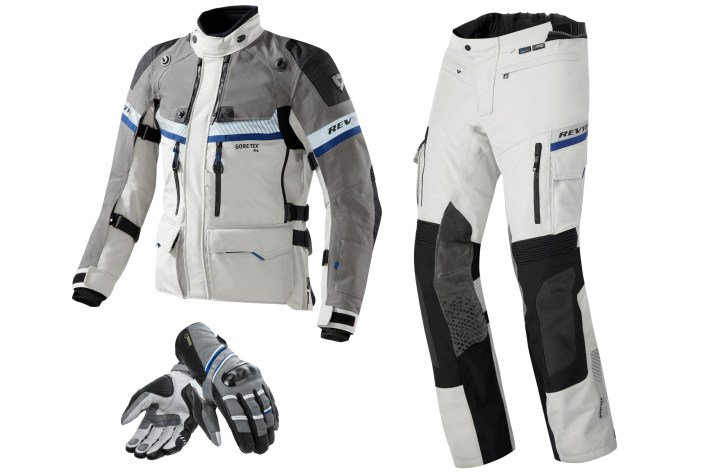 New REV'IT Dominator GTX adventure gear coming for 2015