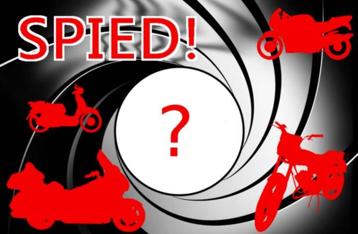 Spied! New Triumph Speed Triple