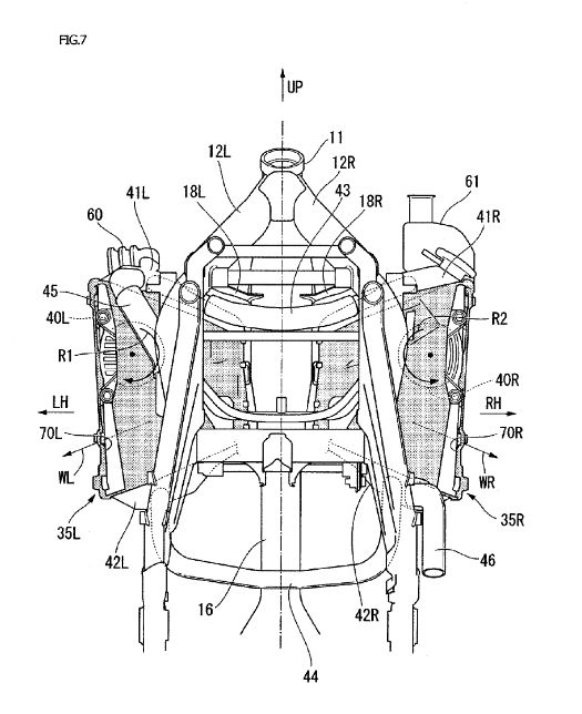 Bmwercial: Spied! Honda True Adventure Patent Application