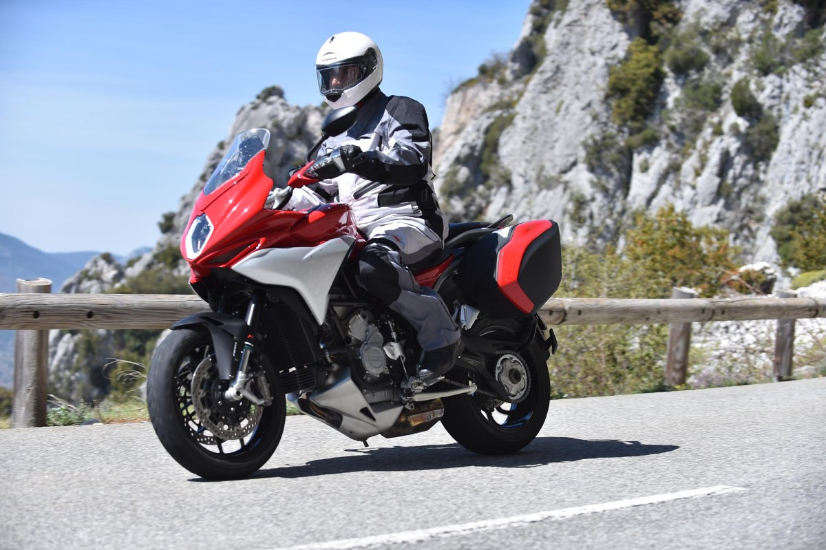 Launch: MV Agusta Tourismo Veloce