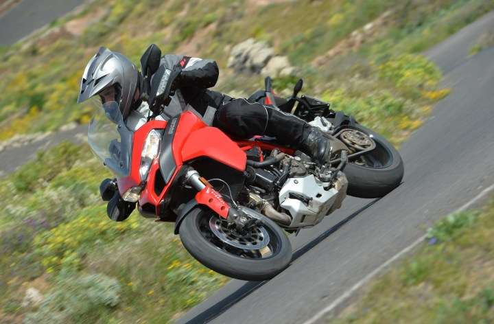 Launch: Ducati Multistrada