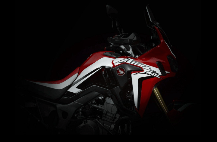 More details on new Honda Africa Twin