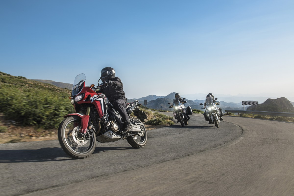 2016 Honda CRF1000L Africa Twin: Official photos released