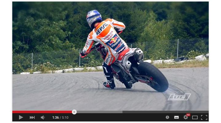 Video: Luc1 meets Dani Pedrosa