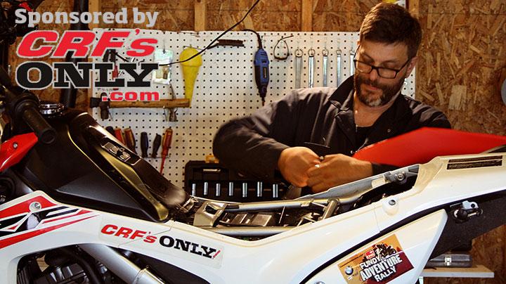 Long-termer – Honda CRF250L farkle installation