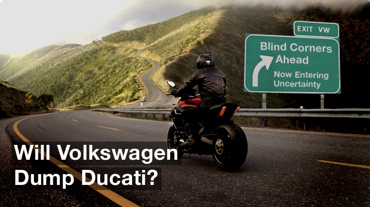 Ducati's Diesel Drama