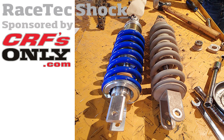 Long Term CRF250L: The Rear Shock
