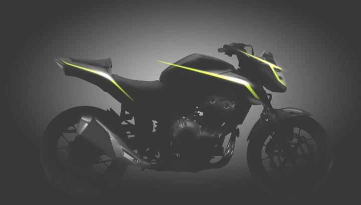Honda updates CB500F, NC750S