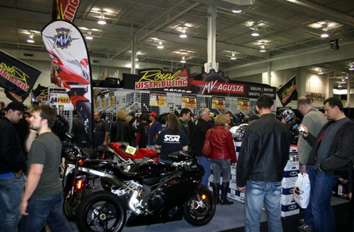 Motorcycle Supershow hits Toronto this weekend
