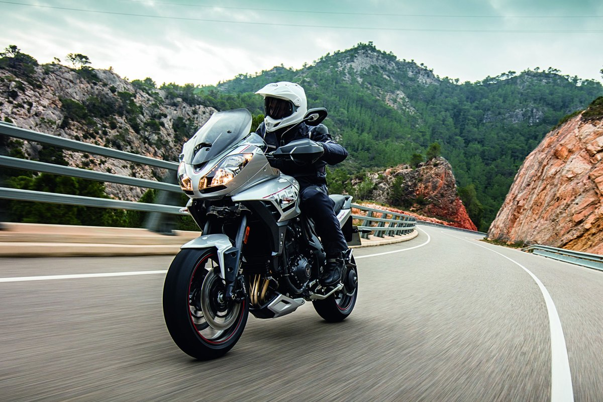New Triumph Tiger Sport announced