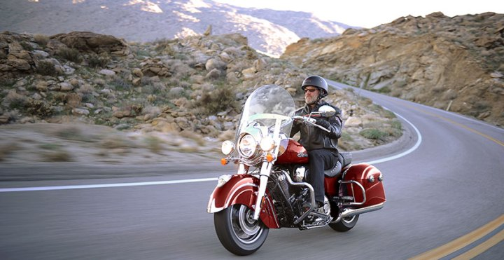 More big sales growth for Polaris motorcycle brands
