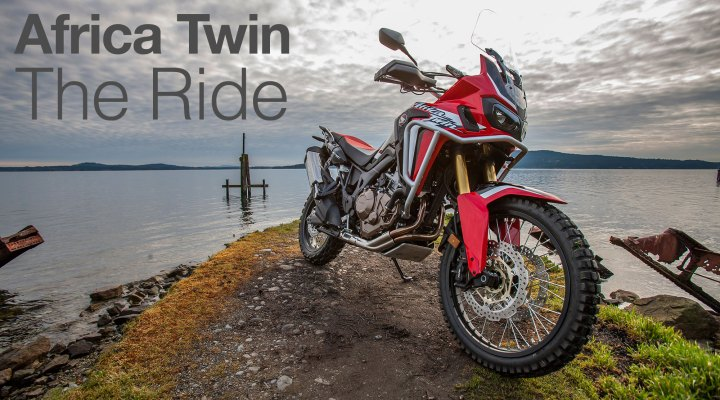Africa Twin – The Ride