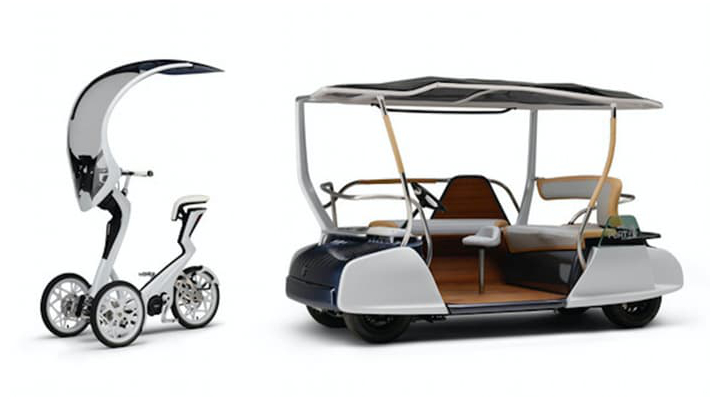 Yamaha concept bikes take a weird turn