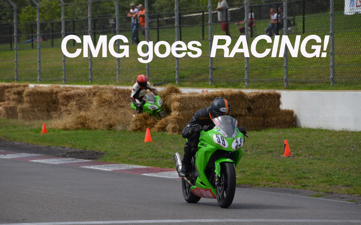 Victory and defeat at the Kawasaki Ninja 300 race series