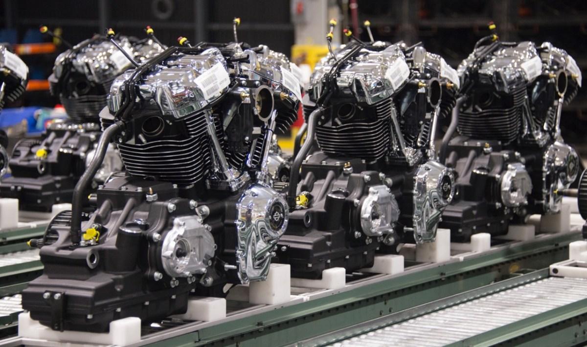 Harley-Davidson Milwaukee Eight engine debuts